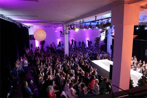 Podium de mode à La Bellevilloise - Copyright : La Bellevilloise