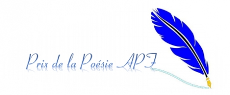 Logo du prix de la poésie APF 2018