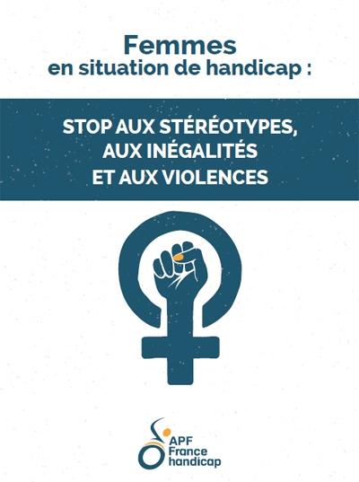 Femmes en situation de handicap : STOP AUX STÉRÉOTYPES, AUX INÉGALITÉS ET AUX VIOLENCES !