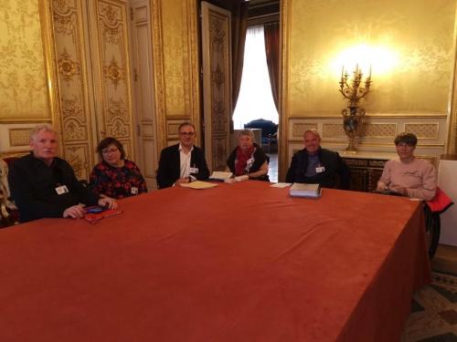 APF France handicap à l'Elysée