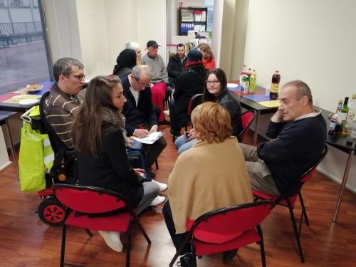 Rencontre des Bénévoles des Hauts-de-Seine - 15 novembre 2019 - délégation de Nanterre