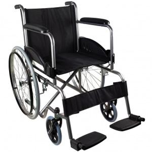 Photo d'un fauteuil roulant