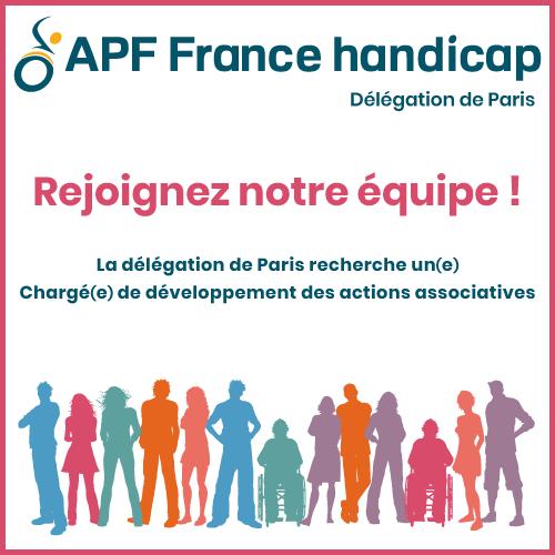Rejoignez l'équipe de la délégation de Paris