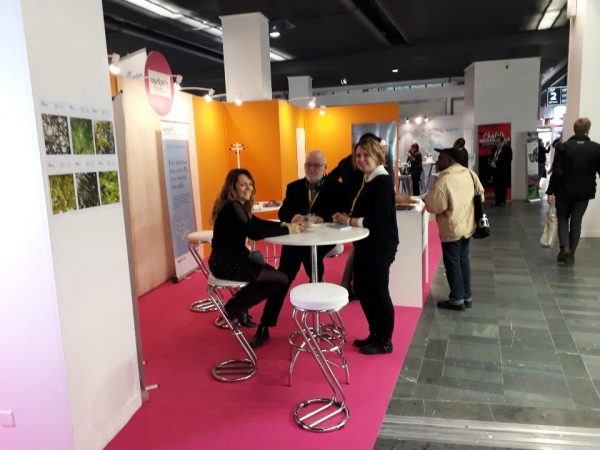 Photo du stand Agefiph au salon des Entrepreneurs