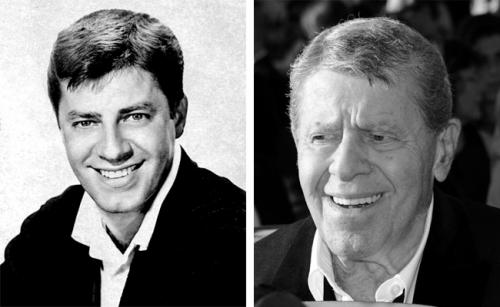 Photos de Jerry Lewis à différents âges