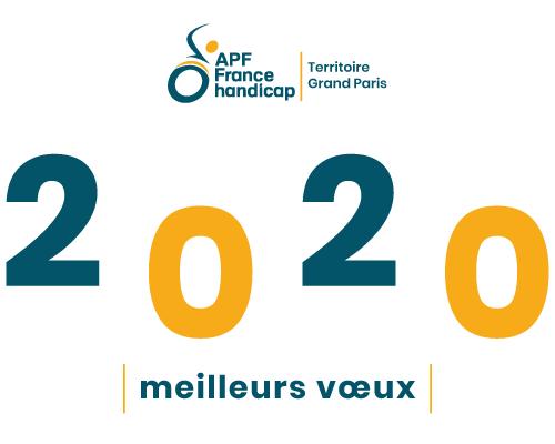 Le territoire Grand Paris vous présente ses meilleurs voeux pour l'année 2020