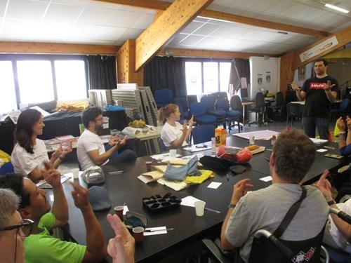 Atelier d'initiation à la LSF