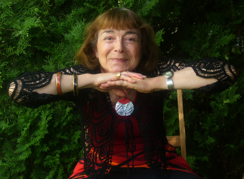 Helene Loup, conteuse professionnelle