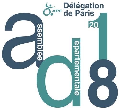 Visuel de l'Assemblée Départementale de la délégation de Paris