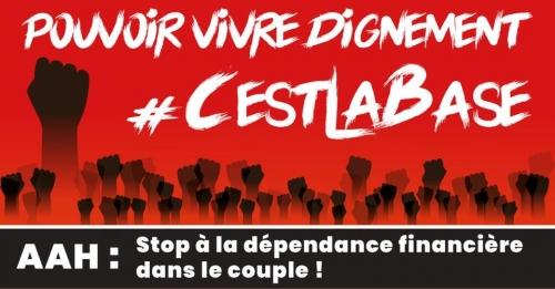 AAH : Stop à la dépendance financière dans le couple !