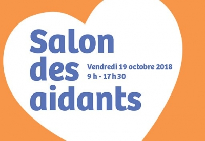 Logo du Salon des Aidants
