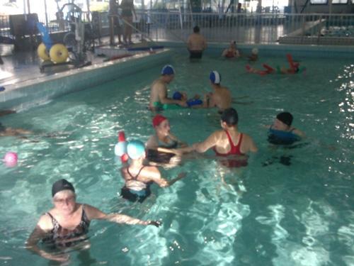 Photo de l'atelier piscine