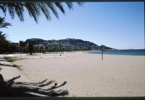 Photo de plage en Espagne